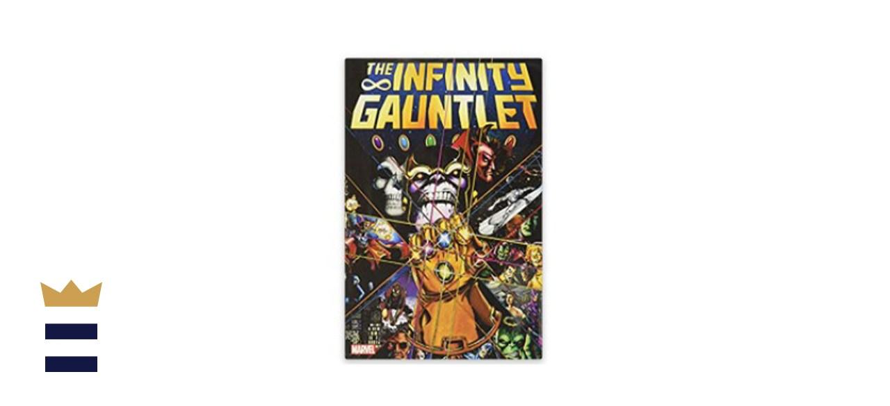 Infinity Gauntlet Paperback