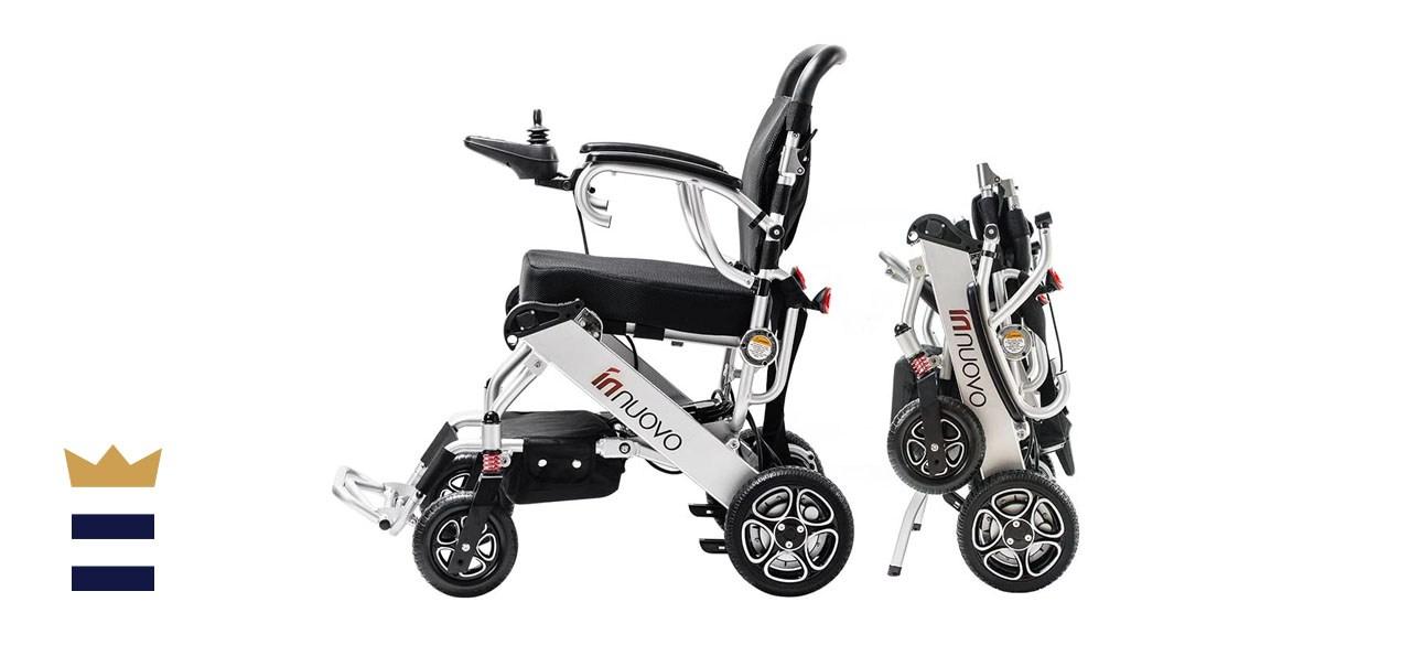 Innuovo Intelligent Foldable Electric Wheelchair