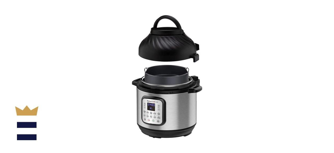 Instant Pot 8-Quart Duo Crisp + Air Fryer