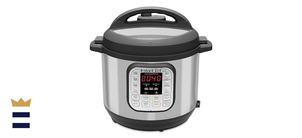 Instant Pot's Duo 7-in-1 Electric Pressure Cooker