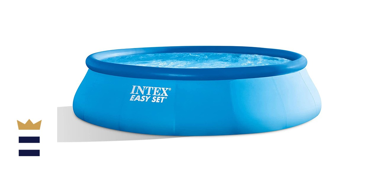 Intex 15ft x 42in Easy Pool Set with Filter Pump
