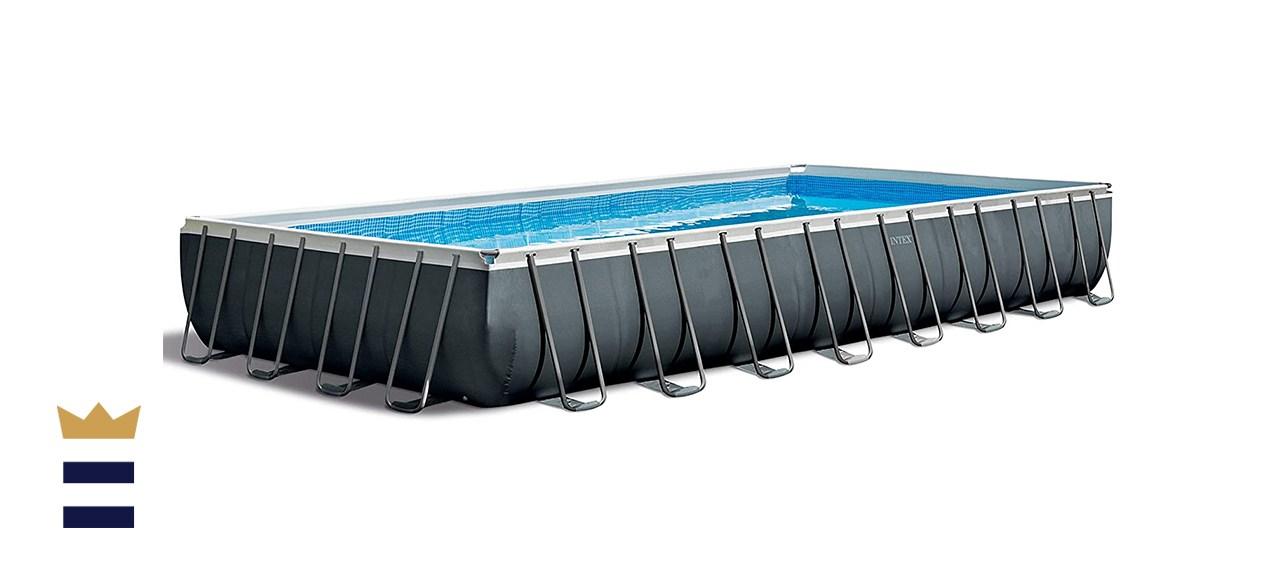 Intex 32ft x 16ft x 52in Ultra XTR Rectangular Pool Set