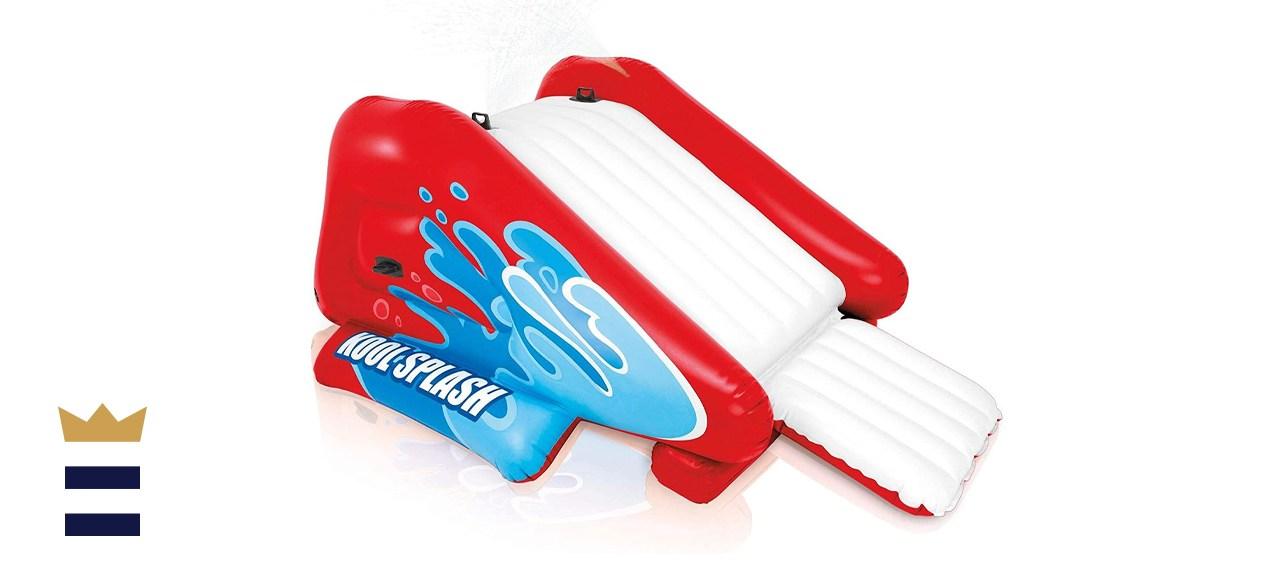 Intex Kool Splash Kids Inflatable Water Slide