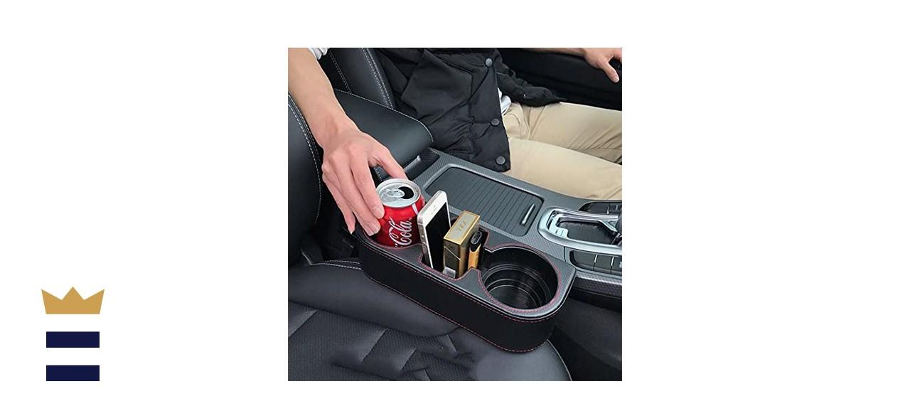 IOKONE Car Seat Gap Organizer and Cup Holder