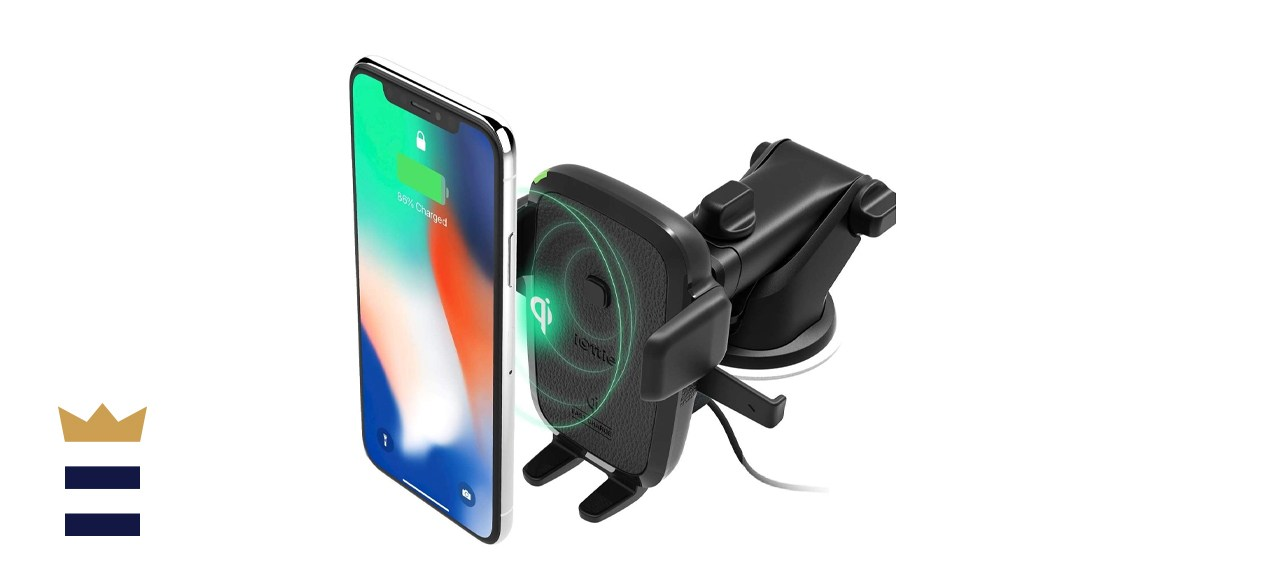 iOttie Easy One Touch Wireless Charging Car Mount