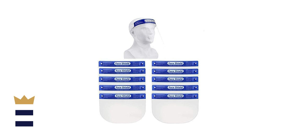 iPanda Pack Safety Face Shield
