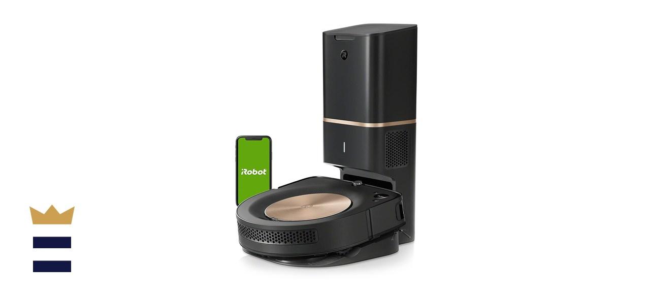iRobot Roomba s9+ Robot Vacuum with Automatic Dirt Disposal
