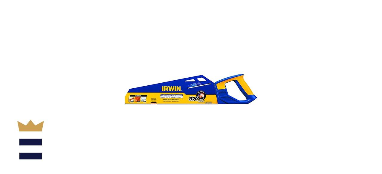 Irwin's Universal Handsaw