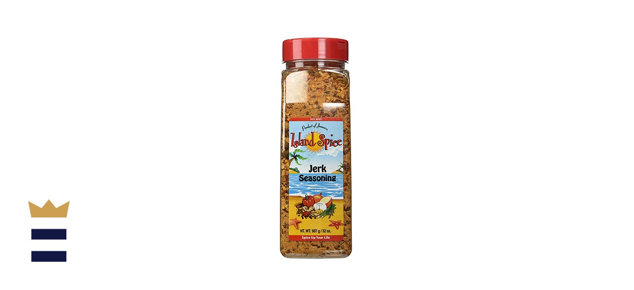 Island Spice Jerk Seasoning of Jamaica