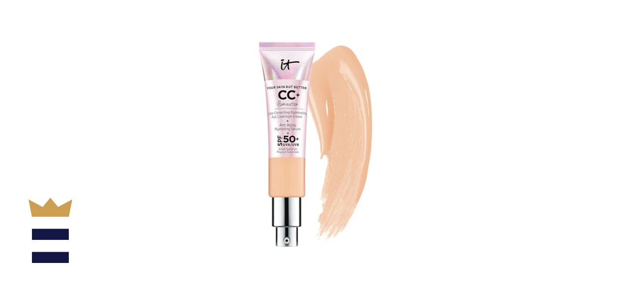 IT Cosmetics CC+ Cream Illumination with SPF 50+