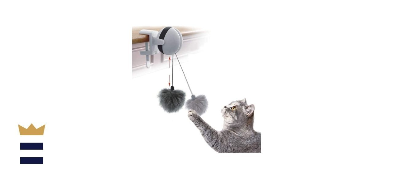 Ito Rocky Pet Fling String Cat Toy