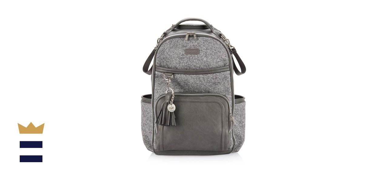 Itzy Ritzy Boss Plus Diaper Bag Backpack