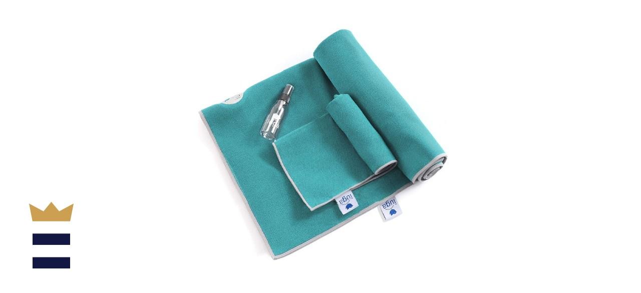 IUGA Nonslip Yoga Towel