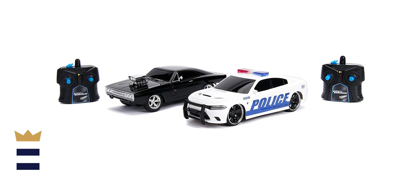 Jada Fast & Furious Chase Pack