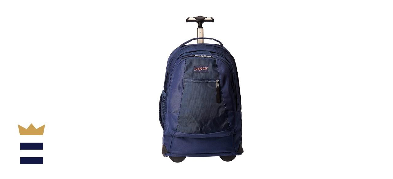 Jansport Driver 8 Rolling Travel Backpack