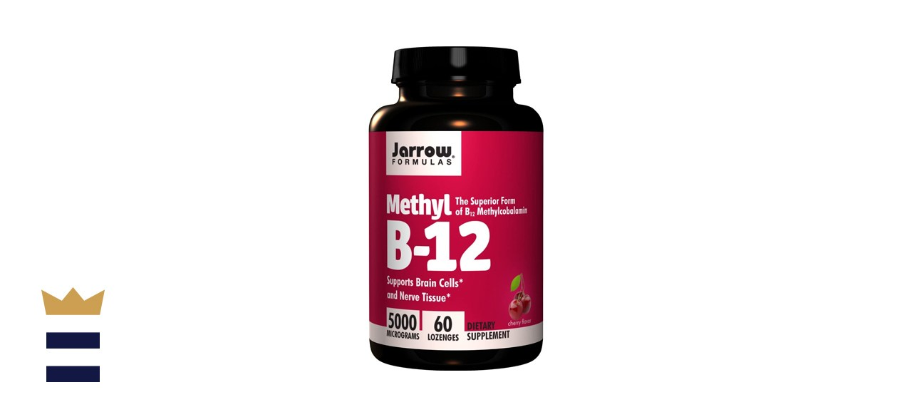 Jarrow Formulas Methyl B12 Lozenges