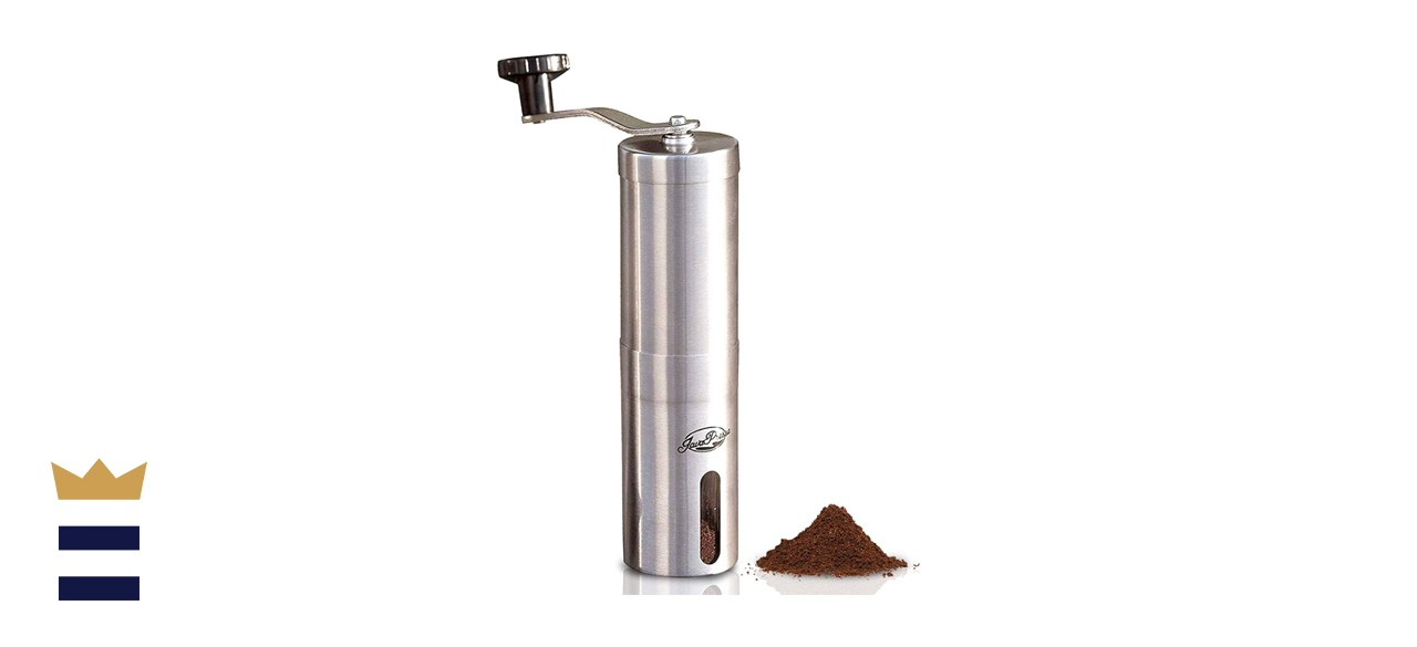 JavaPress Manual Coffee Grinder
