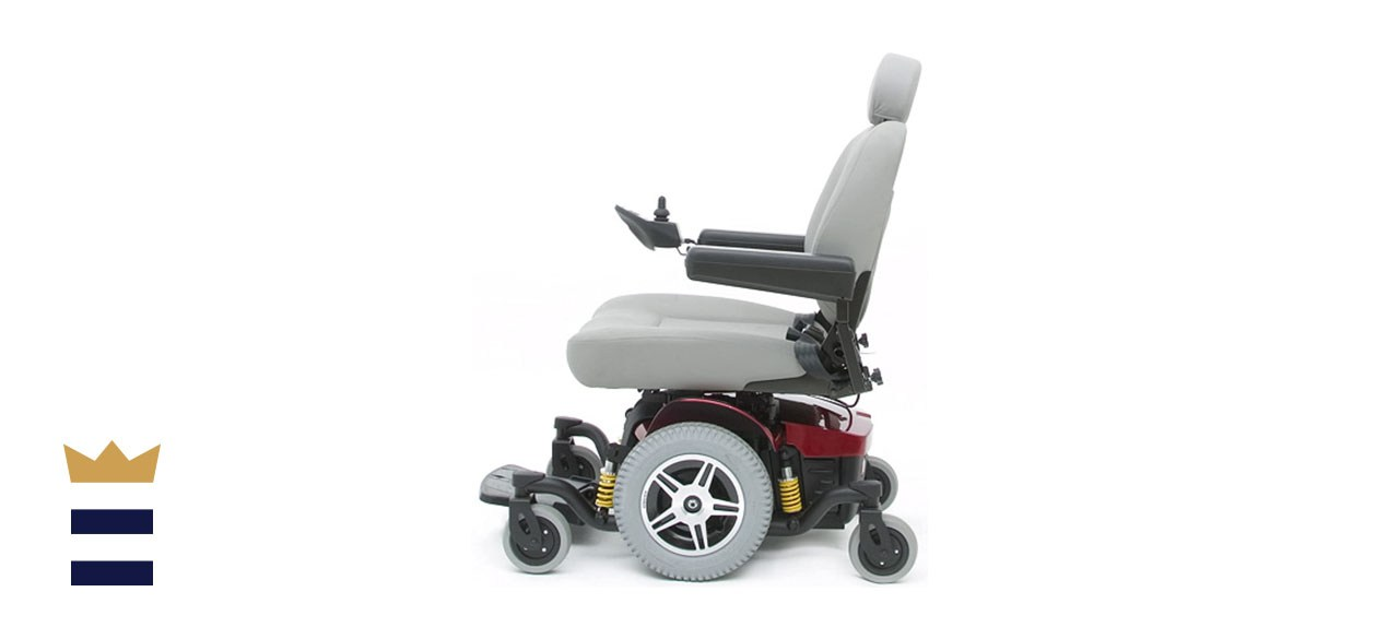 Jazzy Pride Mobility 614 HD Heavy-Duty Power Chair