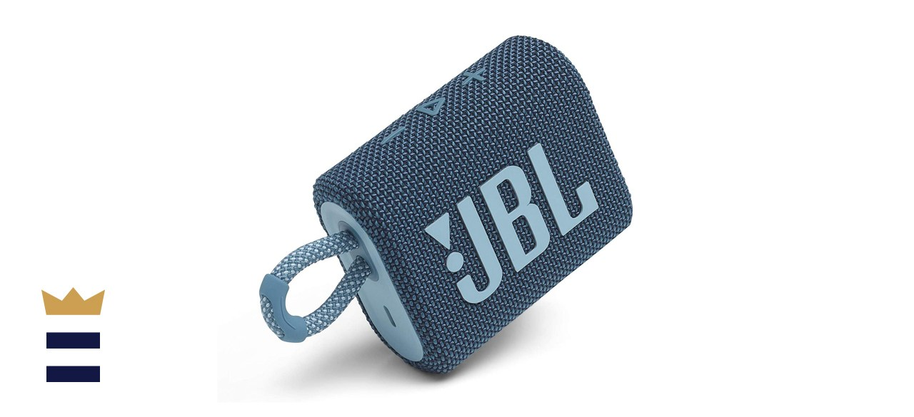 JBL Go 3 Portable Speaker with Bluetooth