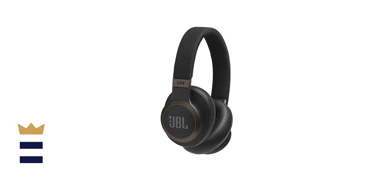 JBL LIVE 650BTNC Wireless Noise Cancelling Over-the-Ear Headphones