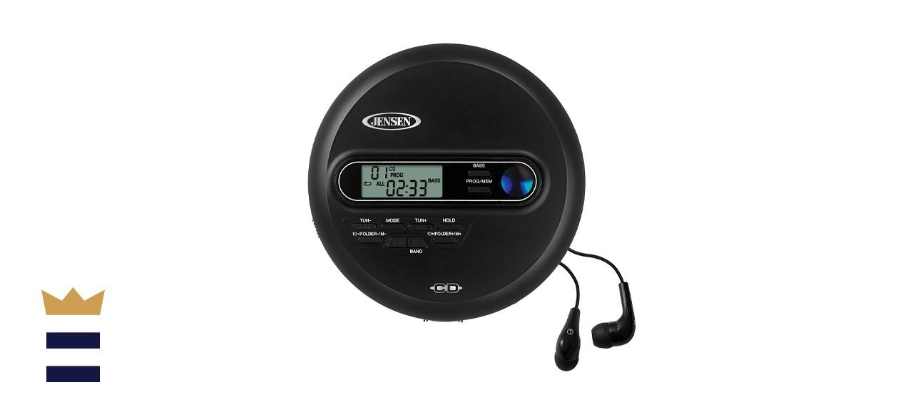Jensen Portable CD Player