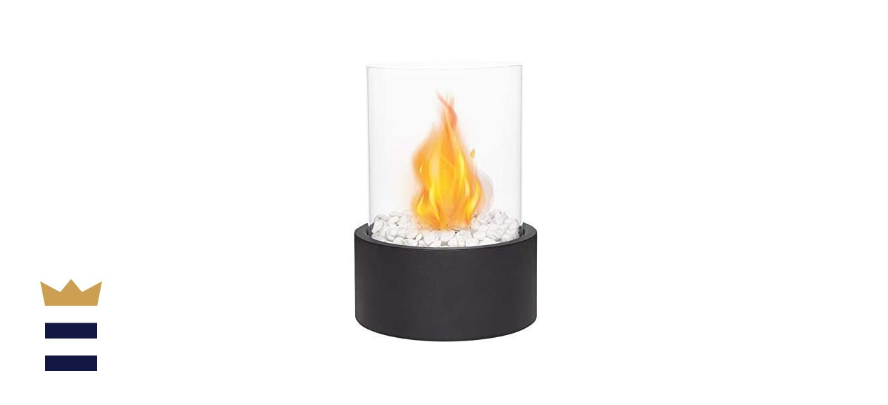 JHY Design Indoor/Outdoor Portable Tabletop Fireplace
