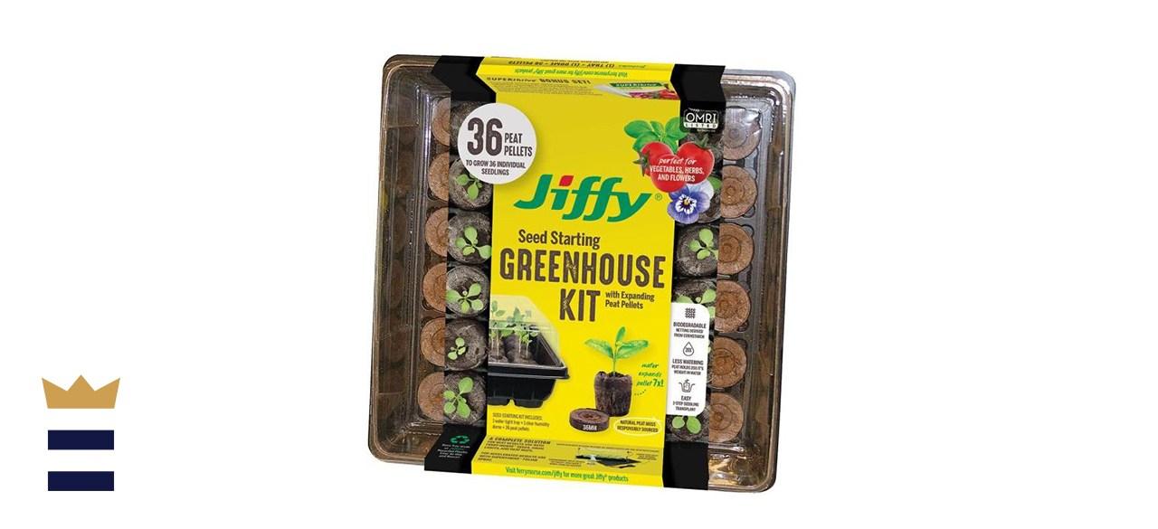 Jiffy Seed Starting Greenhouse Kit