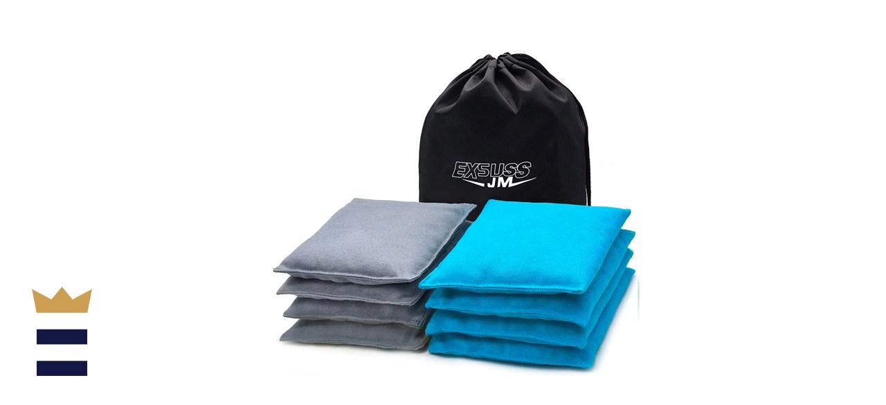 JMEXSUSS Weather-Resistant Standard Cornhole Bags