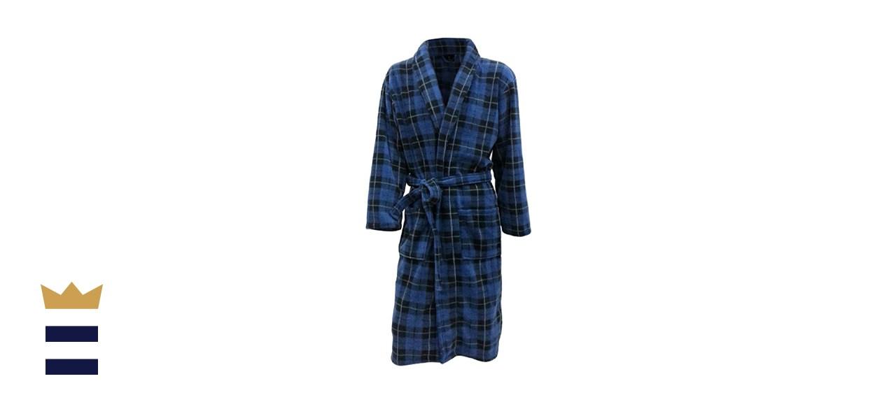 John Christian Men's Fleece Robe