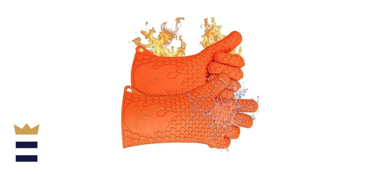 Jolly Green Products' Ekogrips BBQ Oven Gloves