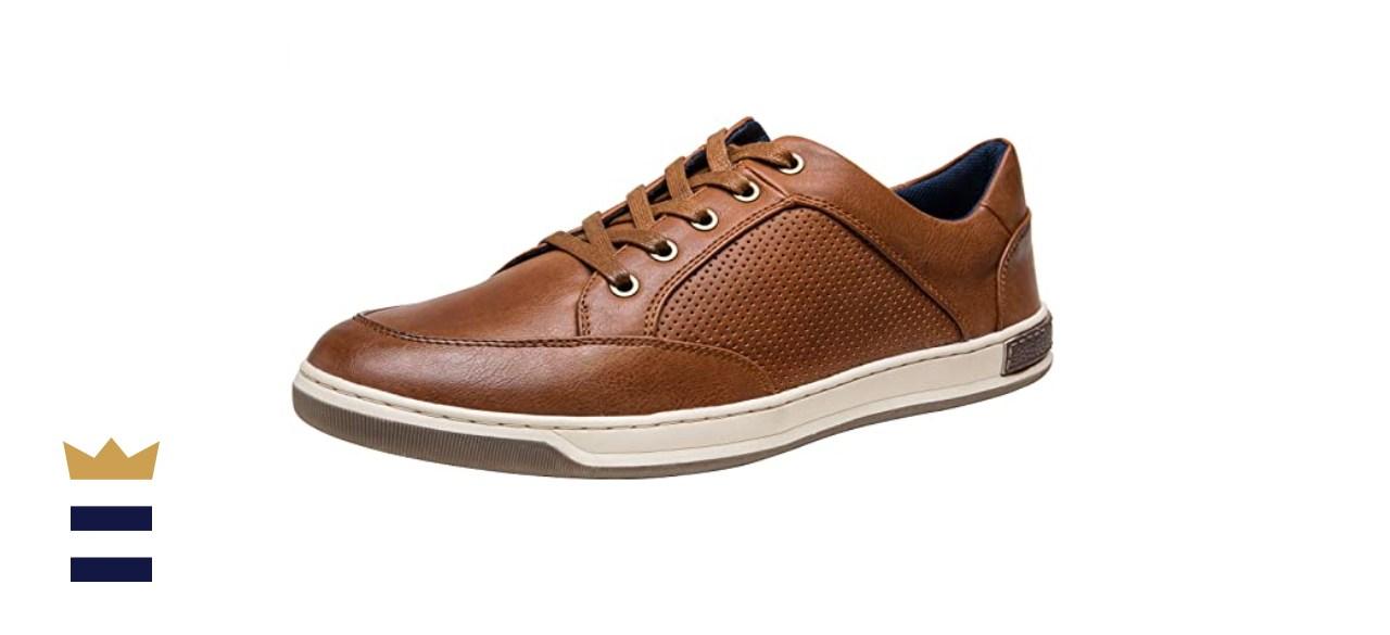 Jousen Men's Memory Foam Oxford Sneaker