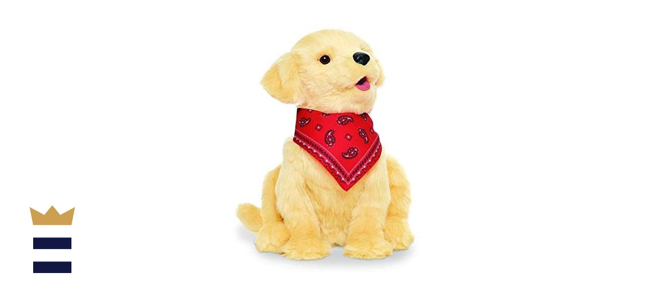 Joy for All Companion Pet Golden Pup