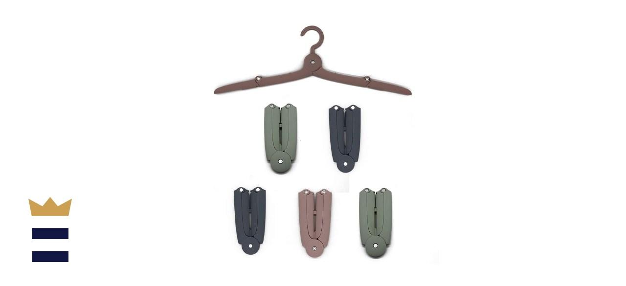 JSF Portable Travel Clothing Hanger