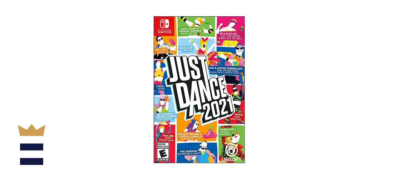 Just Dance 2021 (Xbox One, XSX, PS4, PS5, Switch)
