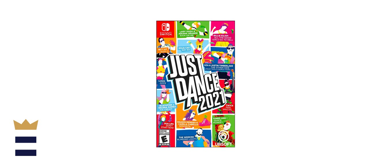 """""""Just Dance 2021"""" for Nintendo Switch"""