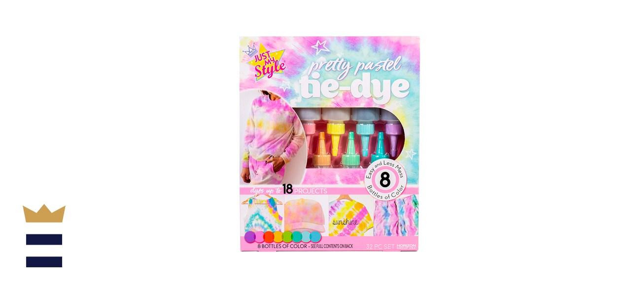 Just My Style Pretty Pastel Tie Dye Kit