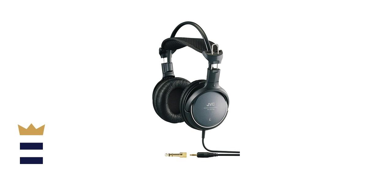 JVC HARX700 Precision Sound Full-Size Headphones