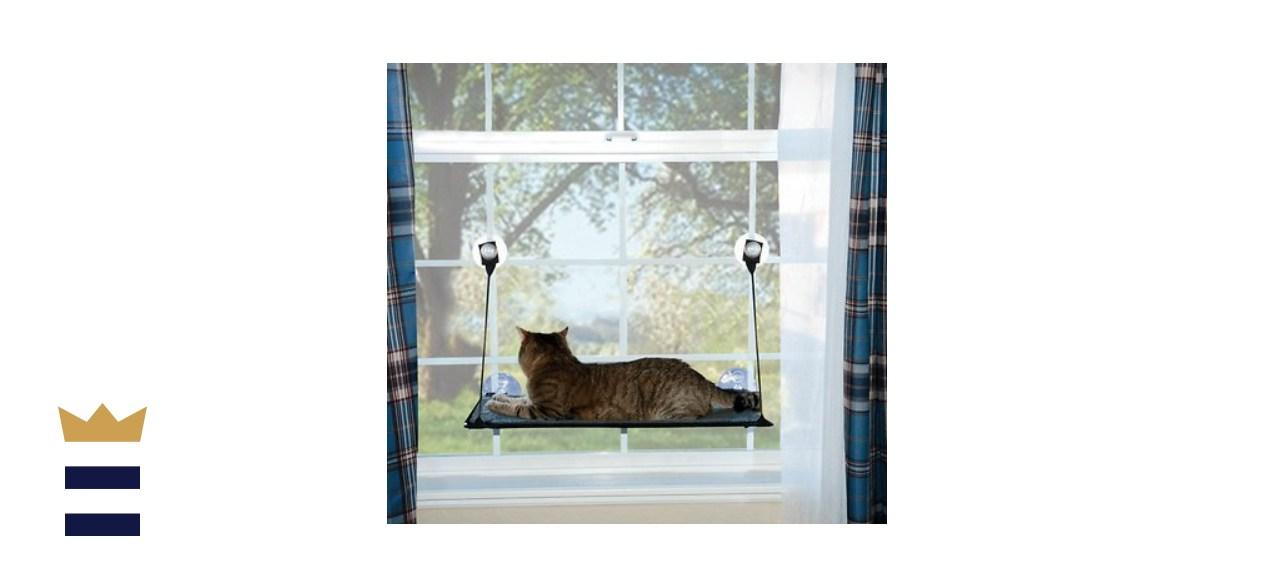 K&H Pet Products EZ Mount Cat Window Perch