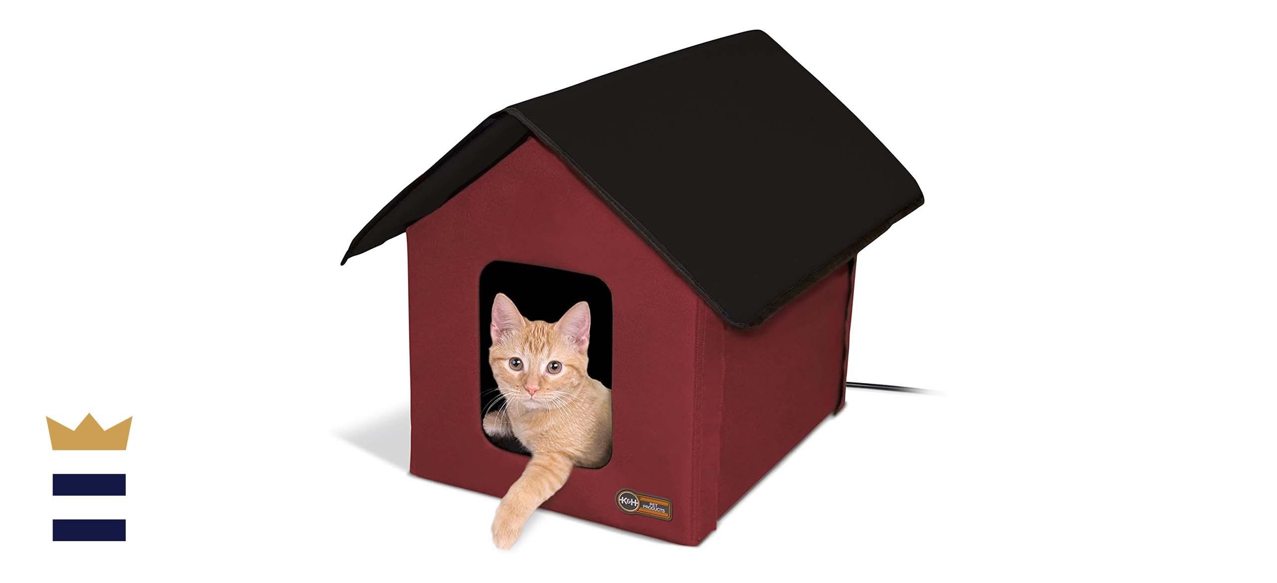 K&H Outdoor Cat House