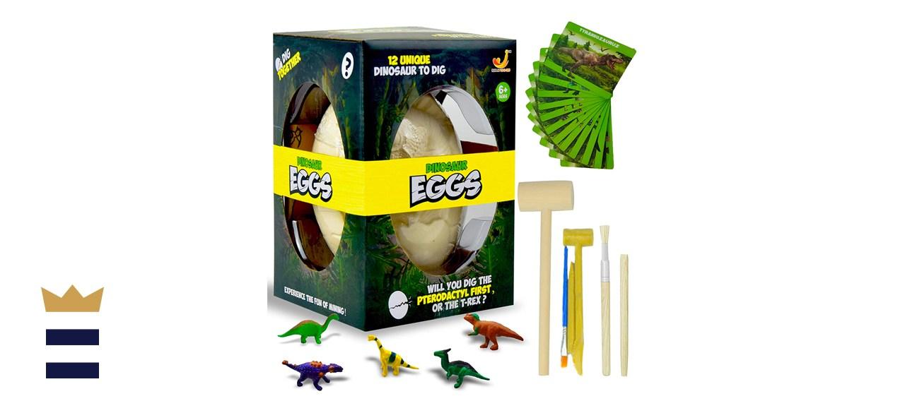 Kabeaty Jumbo Dinosaur Egg Kit