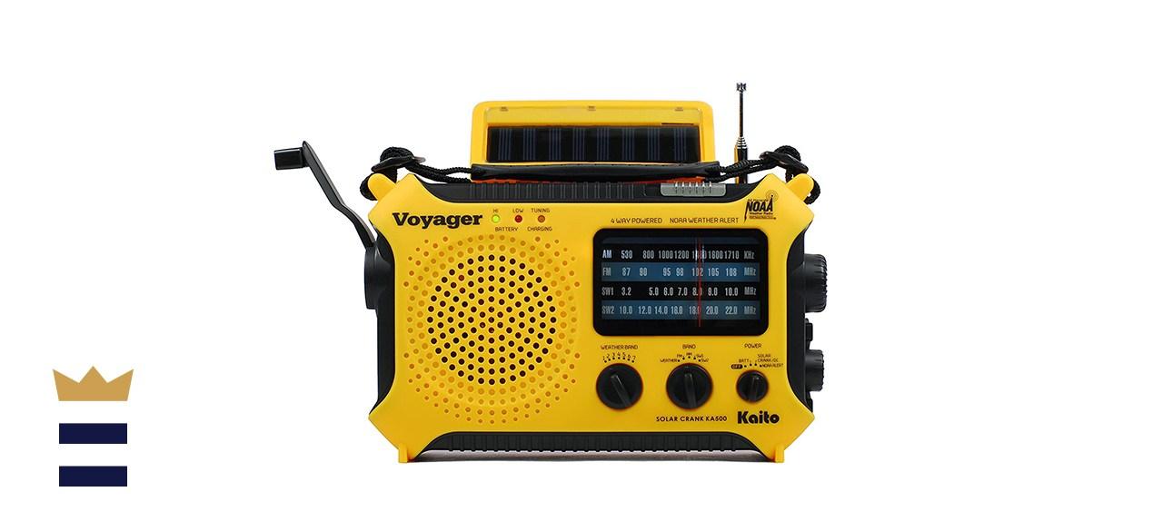 Kaito Solar AM Radio