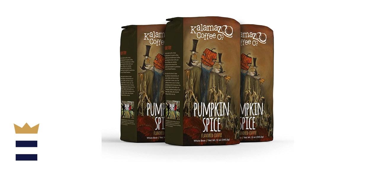 Kalamazoo Coffee Company Whole Bean Pumpkin Spice