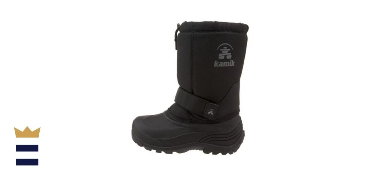 Kamik's Rocket Cold Weather Boot