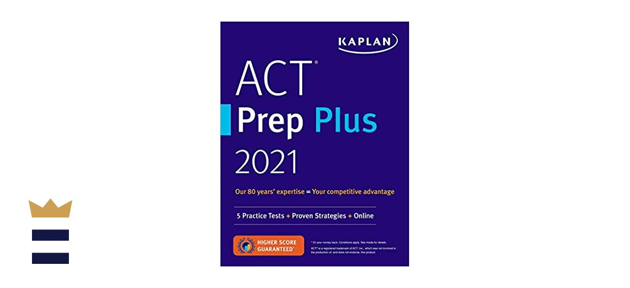 Kaplan ACT Test Prep 2021