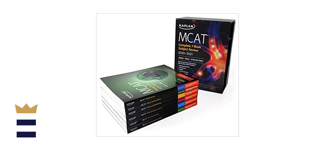 Kaplan Test Prep: MCAT Complete 7-Book Subject Review