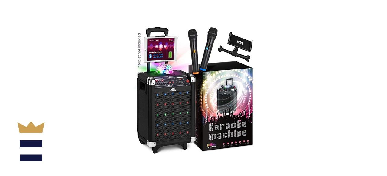 KaraoKing Karaoke Machine for Kids
