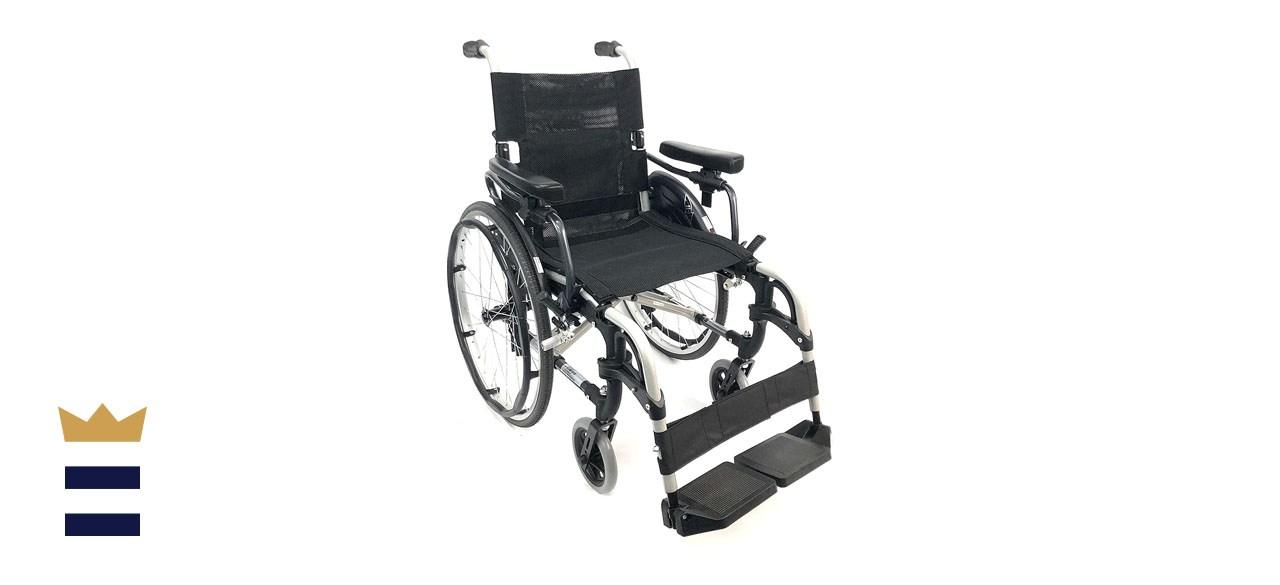 Karman S-305 Ergonomic Ultra Lightweight Wheelchair