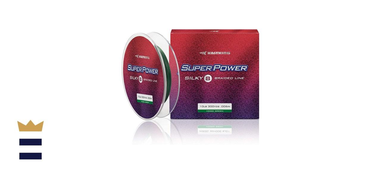 KastKing Superpower Silky 8