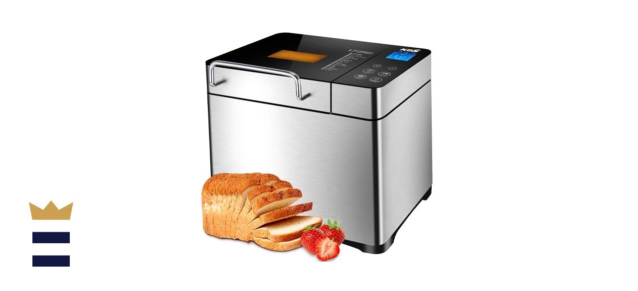 KBS Large 17-in-1 Bread Machine