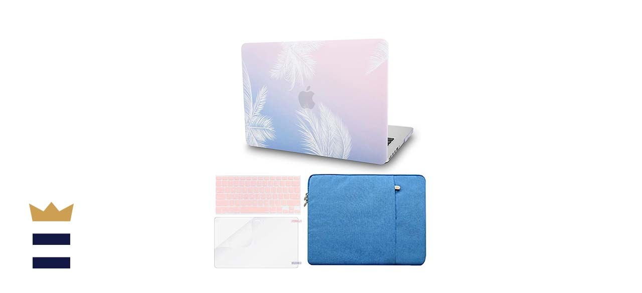 KECC MacBook case and keyboard cover